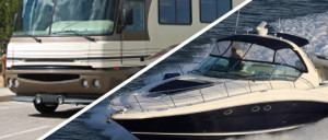 boat, RV upholstery cleaning